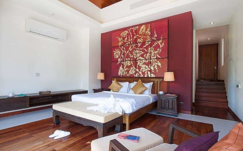 Thailand, Samui, 6-bedrooms Villa 2500$ per day
