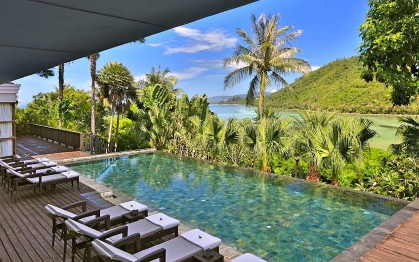 Thailand, Samui, 4- bedroom luxury villa 1300$ per night