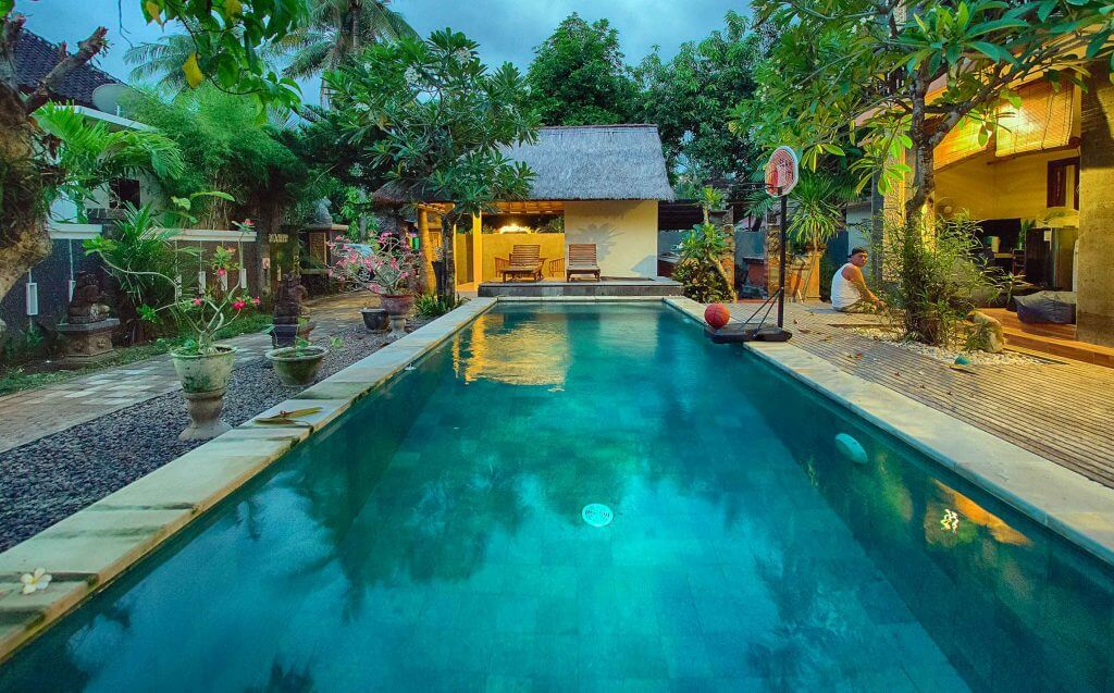 Veronika villa (Nika) М-6, Bail, Indonesia, Seminyak, 2 bedrooms
